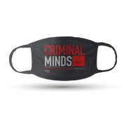 Criminal Minds Assorted Washable Face Masks- Pack of 3 | Official CBS Entertainment Store