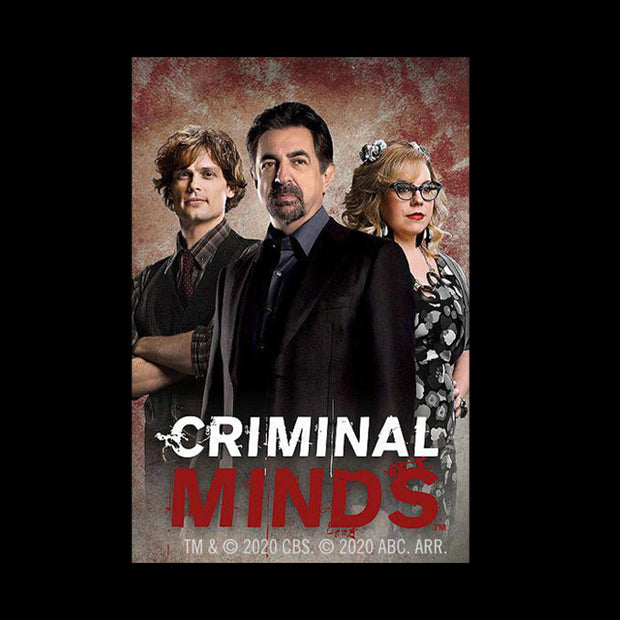 Criminal Minds Cast Black Mug