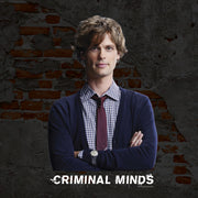 Criminal Minds Spencer Reid Sherpa Blanket | Official CBS Entertainment Store