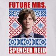Criminal Minds Mrs. Spencer Reid Holiday Adult Long Sleeve T-Shirt | Official CBS Entertainment Store