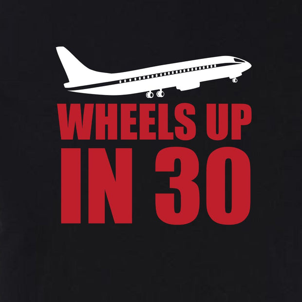Criminal Minds Wheels Up Adult Short Sleeve T-Shirt