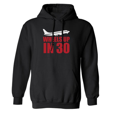 Criminal Minds Wheels Up Fleece Hooded Sweatshirt