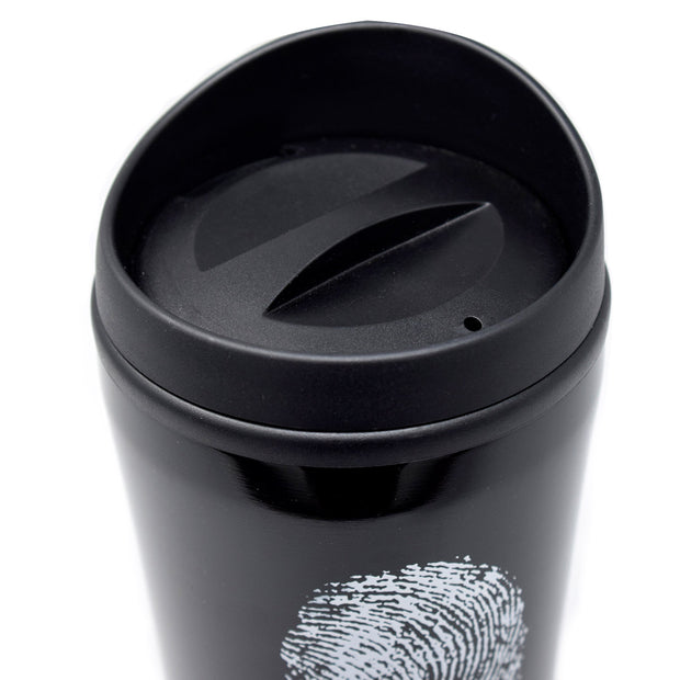 CSI: Crime Scene Investigation Logo 18 oz Stainless Steel Tumbler | Official CBS Entertainment Store