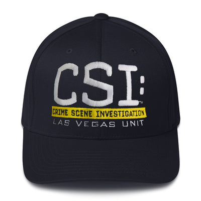 CSI: Crime Scene Investigation Las Vegas Unit Logo Embroidered Hat | Official CBS Entertainment Store