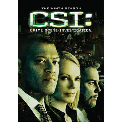 CSI: Crime Scene Investigation: The Ninth Season | Official CBS Entertainment Store