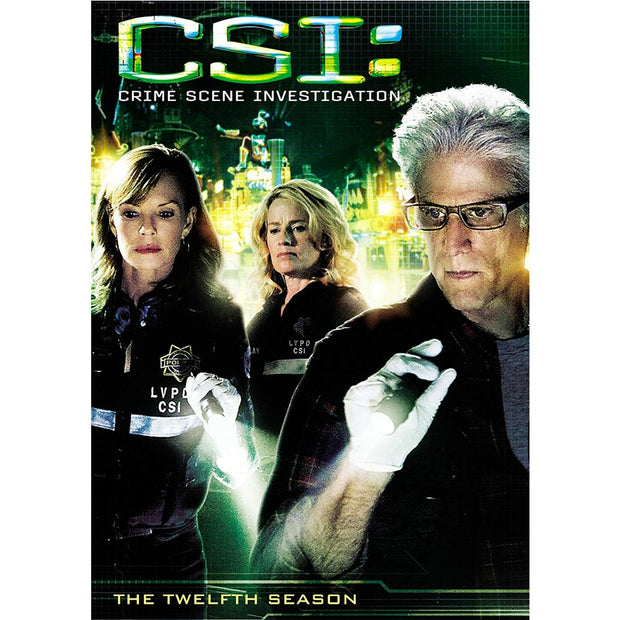 CSI: Crime Scene Investigation: The Twelfth Season | Official CBS Entertainment Store