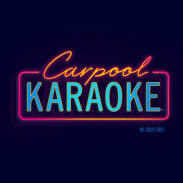 Carpool Karaoke Neon Logo Tough Phone Case | Official CBS Entertainment Store