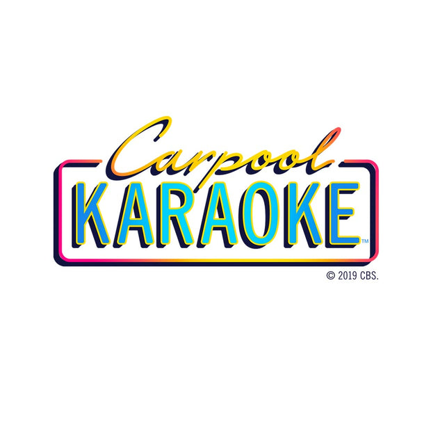 Carpool Karaoke Neon Logo Travel Mug | Official CBS Entertainment Store