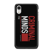 Criminal Minds BAU Quantico Tough Phone Case | Official CBS Entertainment Store