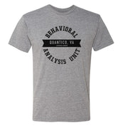 Criminal Minds Behavioral Analysis Unit Men's Tri-Blend Short Sleeve T-Shirt