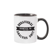 Criminal Minds Behavioral Analysis Unit Two Tone Mug | Official CBS Entertainment Store
