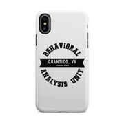 Criminal Minds Behavioral Analysis Unit Tough Phone Case