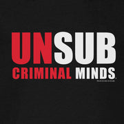 Criminal Minds Unsub Hooded Sweatshirt