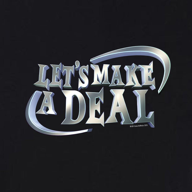 Let's Make A Deal Logo Adult Short Sleeve T-Shirt