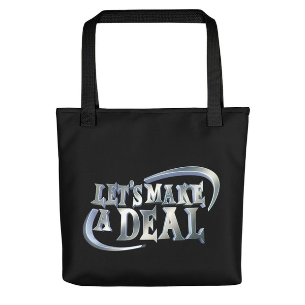 Let's Make A Deal Logo Premium Tote Bag