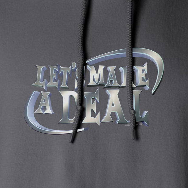 Let's Make A Deal Logo Fleece Hooded Sweatshirt