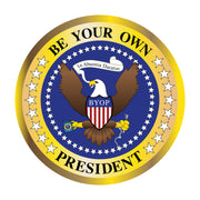 The Late Show with Stephen Colbert Be Your Own President Charity Mug | Official CBS Entertainment Store