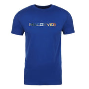 MacGyver Gradient Logo Adult Short Sleeve T-Shirt