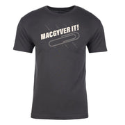 MacGyver MacGyver It Adult Short Sleeve T-Shirt