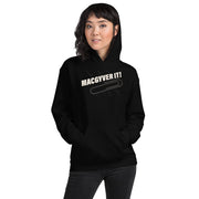 MacGyver MacGyver It Adult Fleece Hooded Sweatshirt