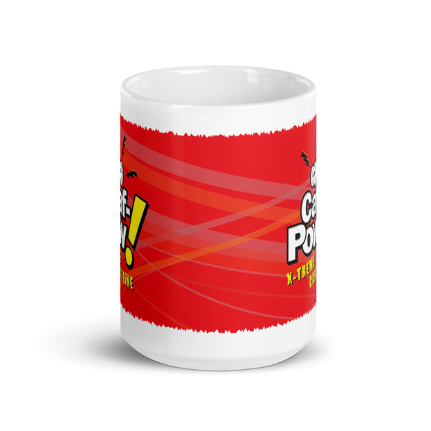 NCIS Caf Pow White Mug | Official CBS Entertainment Store