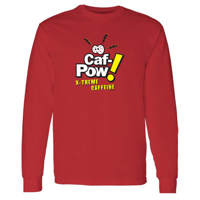 NCIS Caf Pow Adult Long Sleeve T-Shirt