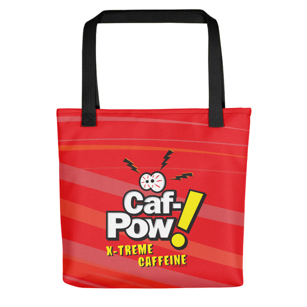 NCIS Caf Pow Premium Tote Bag | Official CBS Entertainment Store