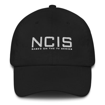 NCIS Logo Personalized Embroidered Hat