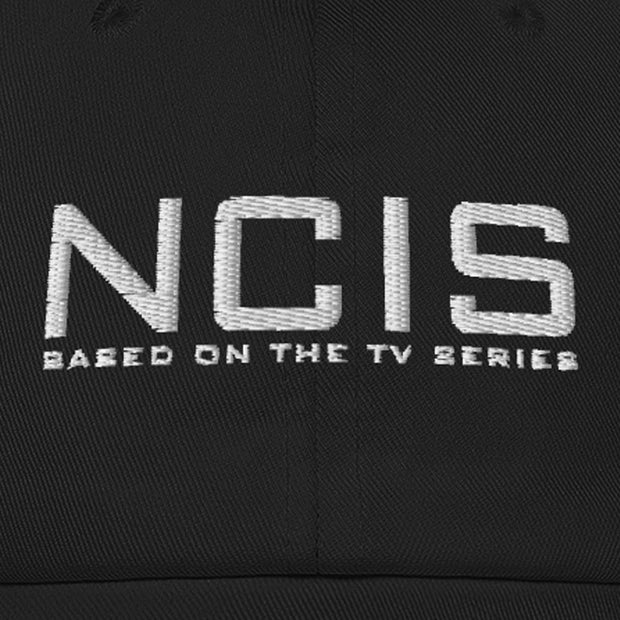NCIS Logo Personalized Embroidered Hat | Official CBS Entertainment Store