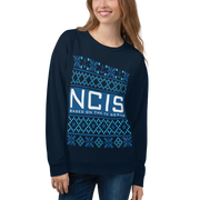 NCIS Holiday Adult All-Over Print Sweatshirt | Official CBS Entertainment Store
