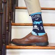 NCIS Mash Up Socks | Official CBS Entertainment Store