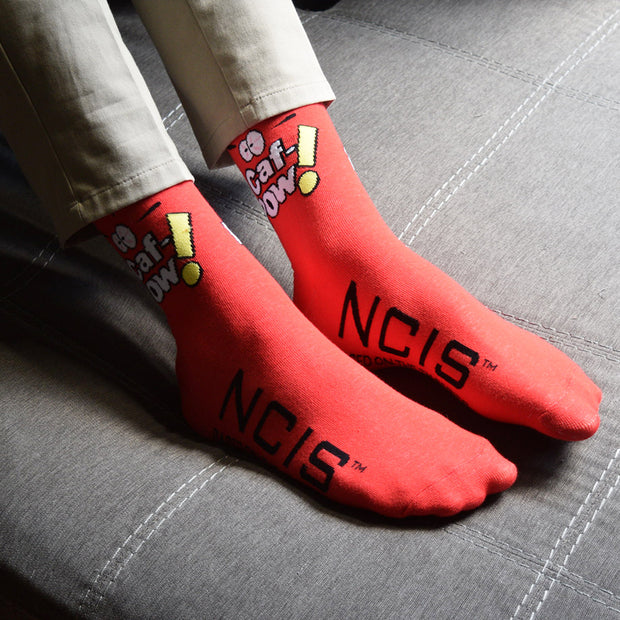 NCIS Caf Pow Socks | Official CBS Entertainment Store