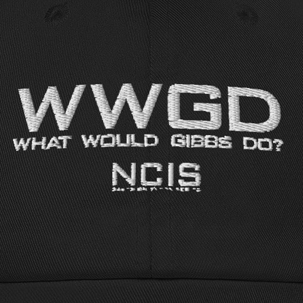NCIS WWGD Embroidered Hat | Official CBS Entertainment Store