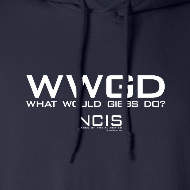 NCIS WWGD Fleece Hooded Sweatshirt
