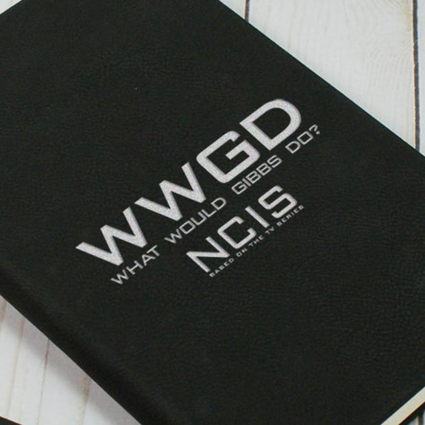 NCIS WWGD Journal | Official CBS Entertainment Store