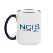 NCIS Gibbs Rules Two Tone 15 oz Mug | Official CBS Entertainment Store