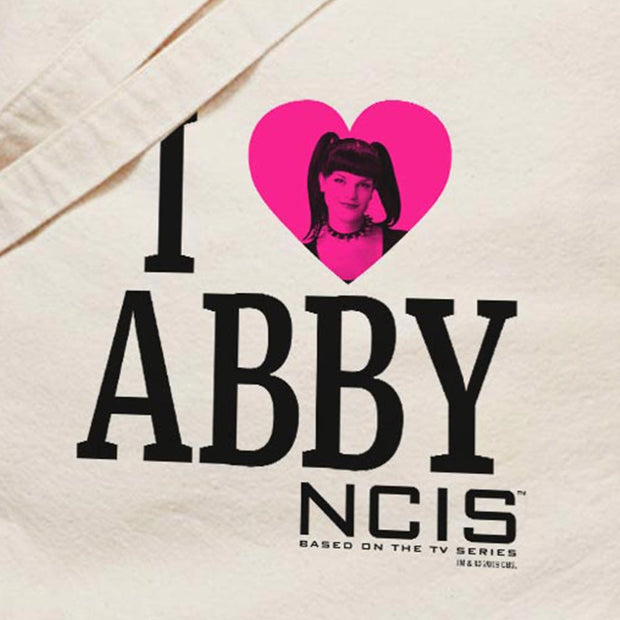 NCIS Abby Forever Canvas Tote Bag | Official CBS Entertainment Store
