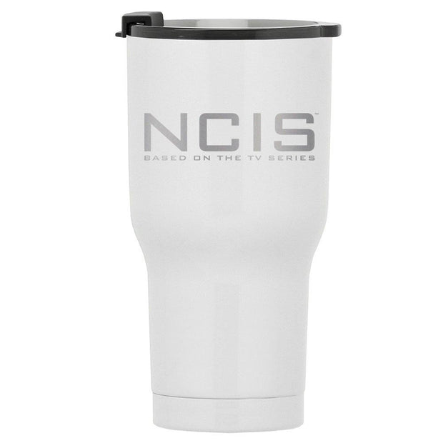 NCIS Logo RTIC Tumbler | Official CBS Entertainment Store