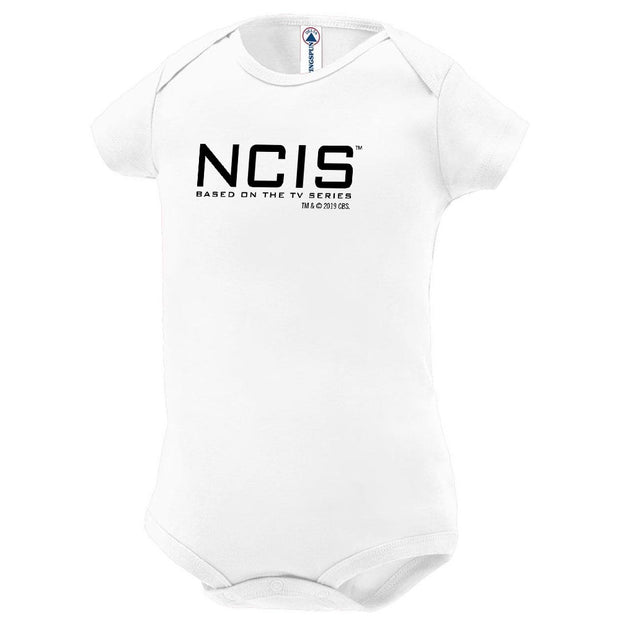 NCIS Logo Baby Bodysuit | Official CBS Entertainment Store