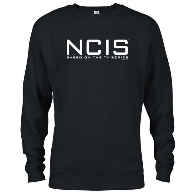 NCIS Logo Crew Neck Sweatshirt | Official CBS Entertainment Store
