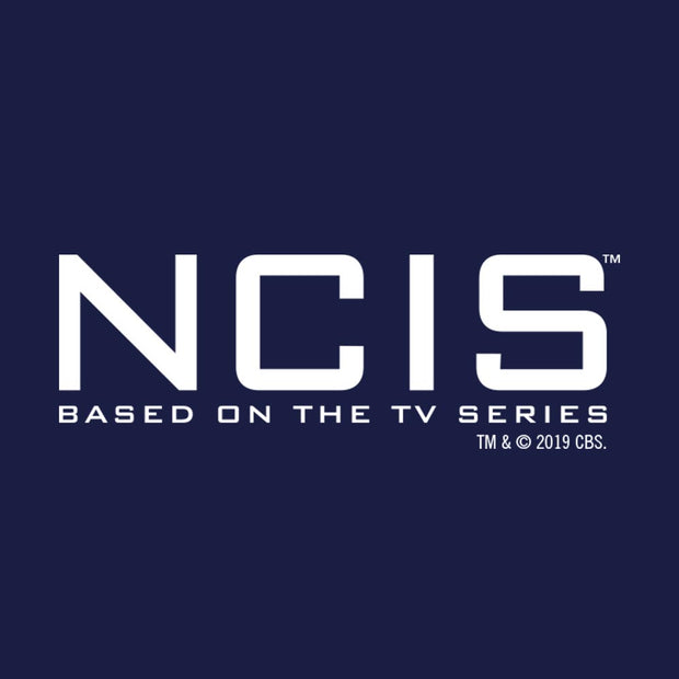 NCIS Logo Men's Tri-Blend Short Sleeve T-Shirt