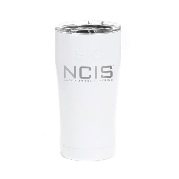 NCIS Logo Laser Engraved SIC Tumbler | Official CBS Entertainment Store