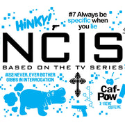 NCIS Mash Up White Mug | Official CBS Entertainment Store