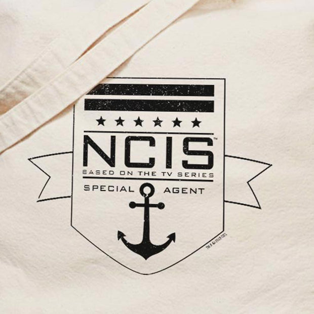 NCIS Special Agent Canvas Tote Bag | Official CBS Entertainment Store