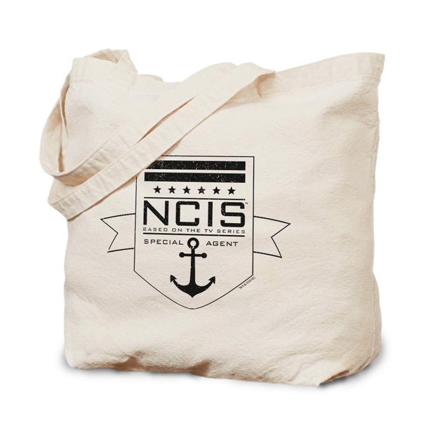 NCIS Special Agent Canvas Tote Bag
