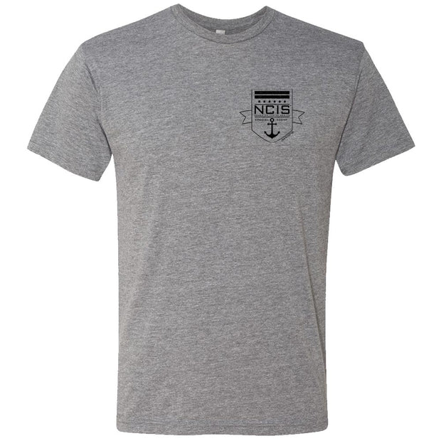 NCIS Special Agent Men's Tri-Blend Short Sleeve T-Shirt | Official CBS Entertainment Store