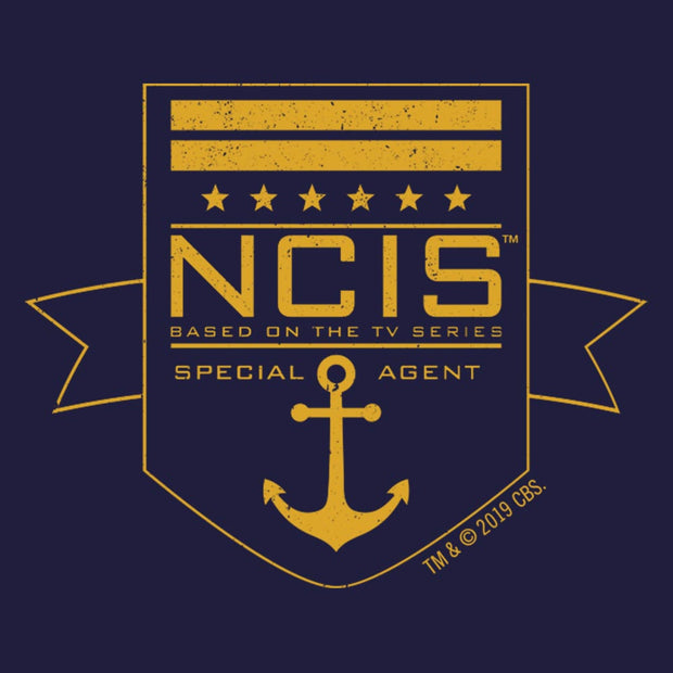 NCIS Special Agent Men's Tri-Blend Short Sleeve T-Shirt