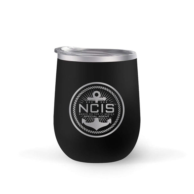 NCIS Special Agent 12 oz Wine Tumbler | Official CBS Entertainment Store