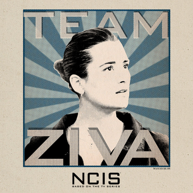 NCIS Team Ziva Canvas Tote | Official CBS Entertainment Store