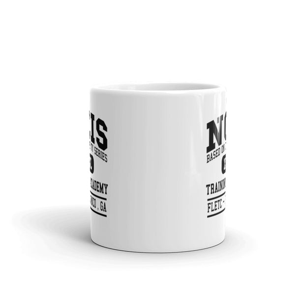 NCIS Training Academy White Mug